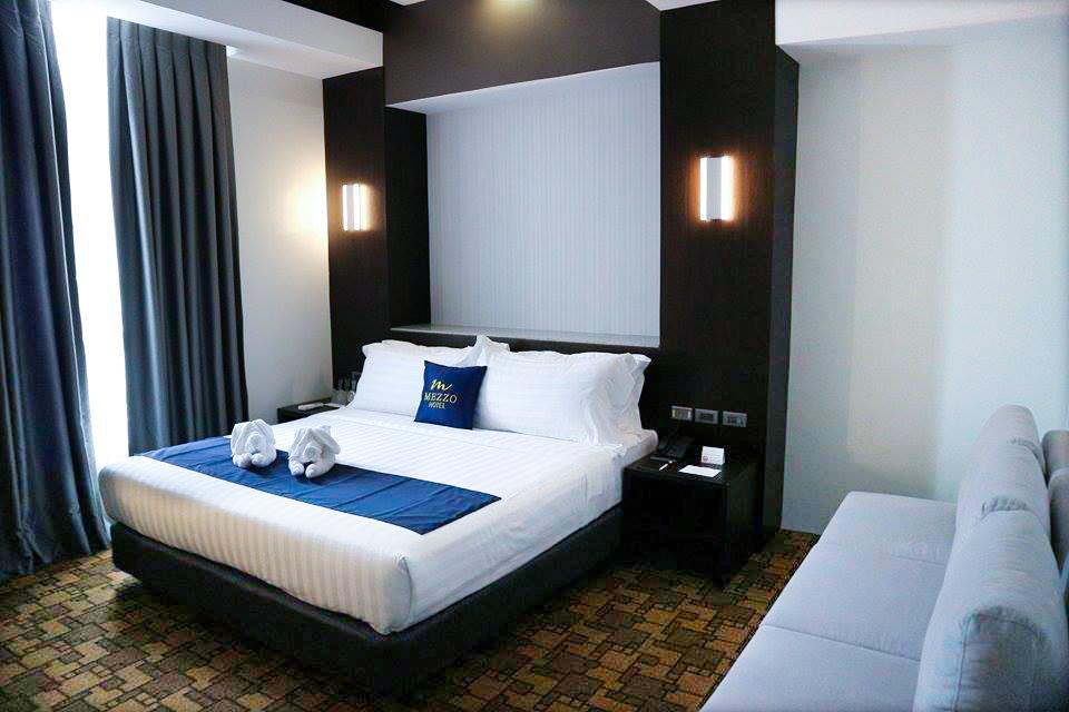 Mezzo Hotel - Deluxe Suite