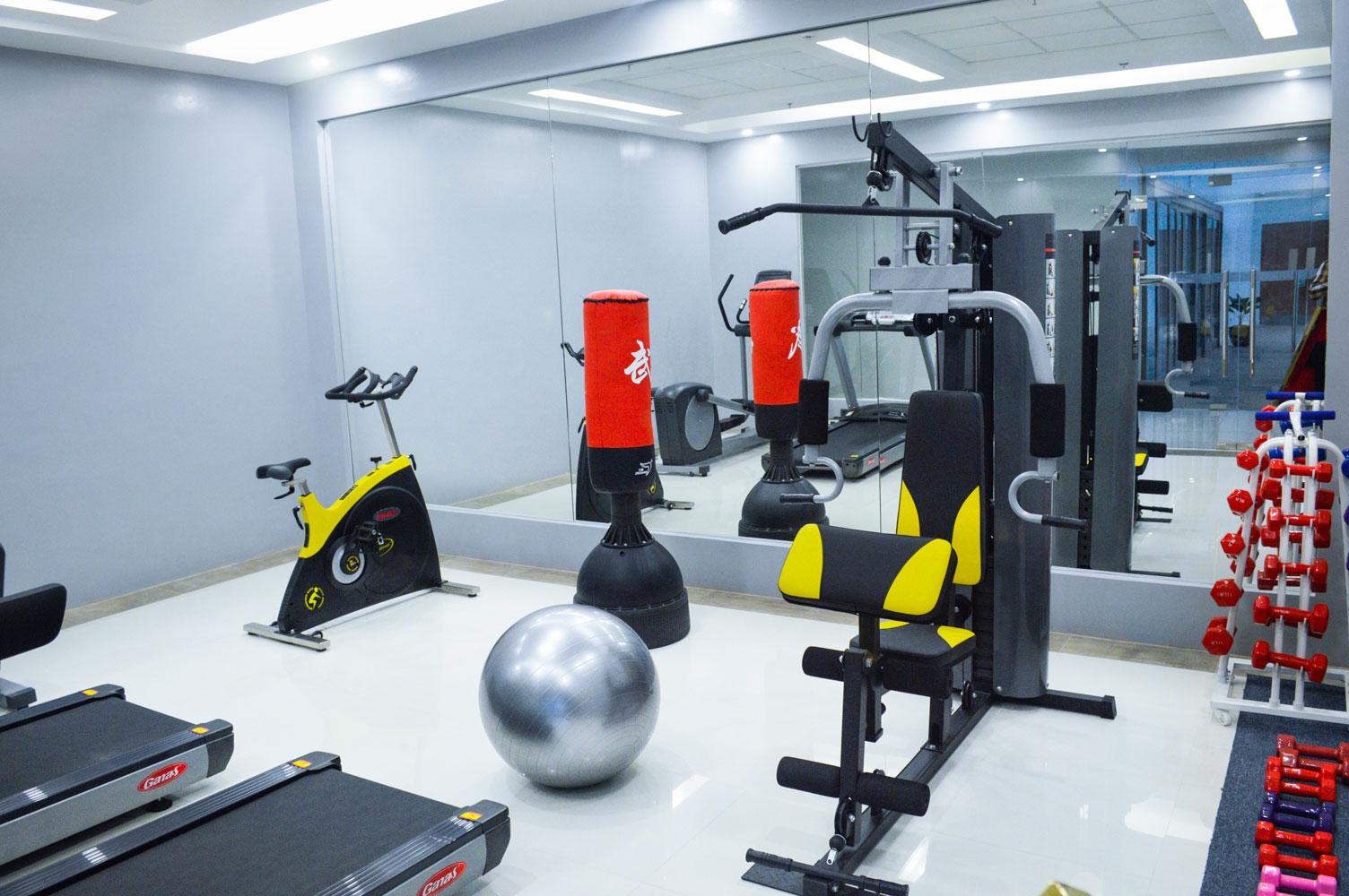 Mezzo Hotel - Gym