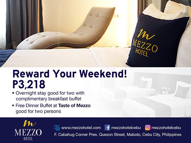 Reward Your Weekend
