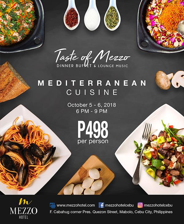 Taste of Mezzo