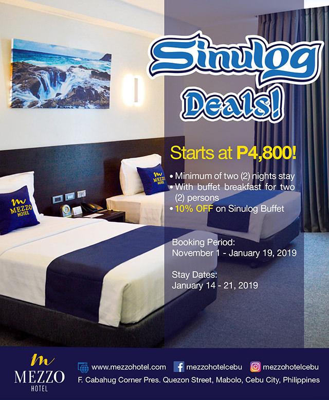 Sinulog Deals