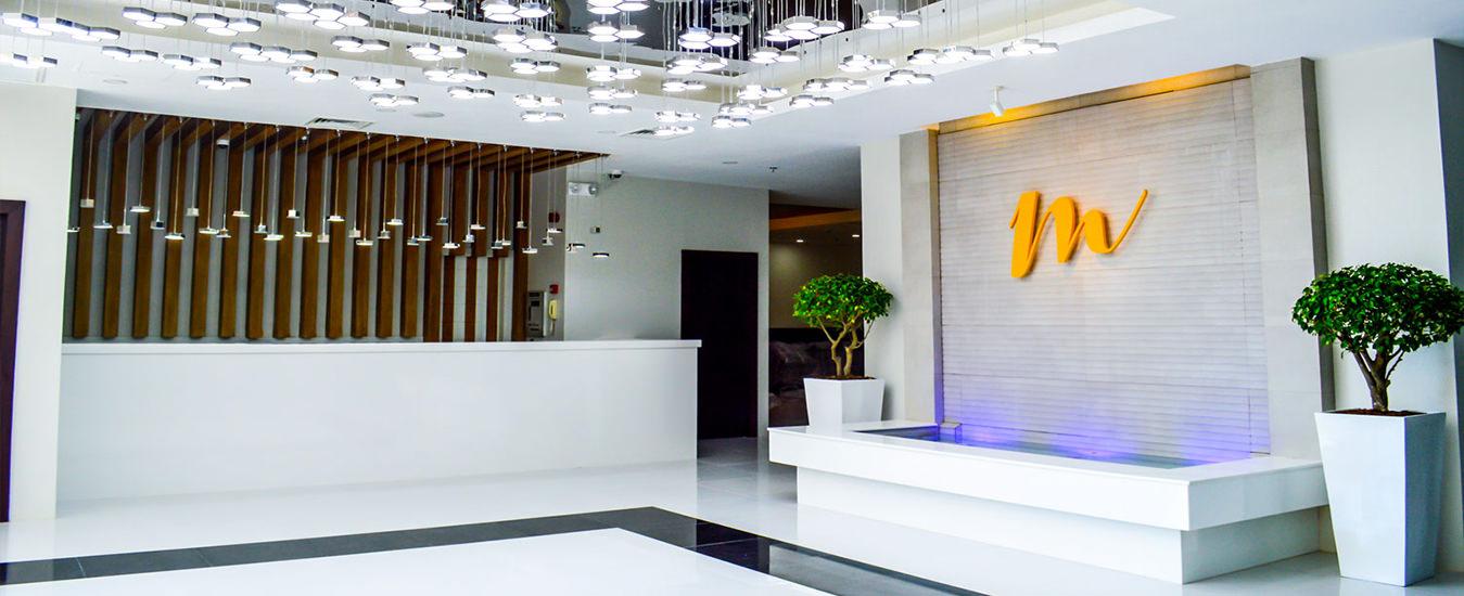 Mezzo-Hotel-Lobby
